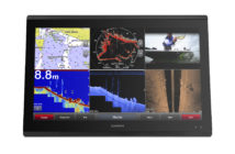 Garmin GPSMAP 8400 series – it's big
