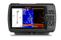 Garmin strikes a chord with new fishfinder range