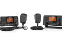 Garmin's new VHF marine radio series