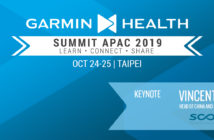 Garmin Health Summit APAC 2019 in Taipei
