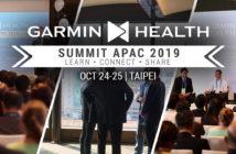 Garmin Health Summit APAC Taipei Wrap-up